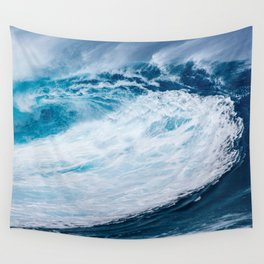 Wave Wave Wall Tapestry