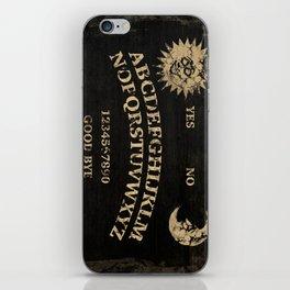 Ouija iPhone Skin