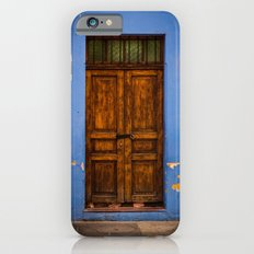 Azul iPhone 6s Slim Case