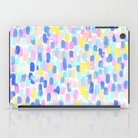 toddler iPad Cases featuring Delight Pastel by Jacqueline Maldonado