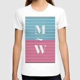 Man and Woman Creative Artwork T-shirt