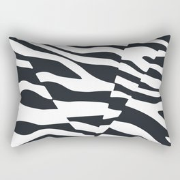 Tiger Stripes Rectangular Pillow