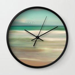 OCEAN DREAM IV-A Wall Clock