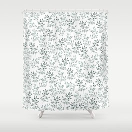 Ramitas pattern Shower Curtain