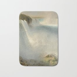 Niagara Falls, from the American Side Bath Mat