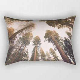 Sequoia Sunset Rectangular Pillow