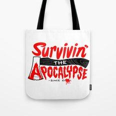 Survivin' Tote Bag