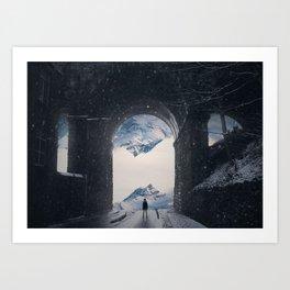 Future Visions Art Print
