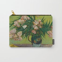 """Vincent Van Gogh """"Oleanders"""" Carry-All Pouch"""