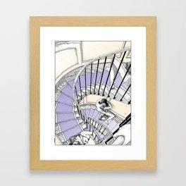 asc 692 - Book cover La Musardine Framed Art Print