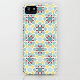 Arabesque IV iPhone Case