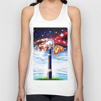 madoka magica Tank Tops featuring MAGICA by AM Santos