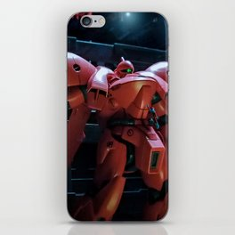 GERBERA TETRA iPhone Skin