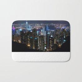 Hong Kong- Victoria Peak Bath Mat