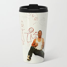 Yeah, well, Gab and Em say I'm awesome. Travel Mug