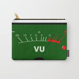 Audio VU Meter Carry-All Pouch
