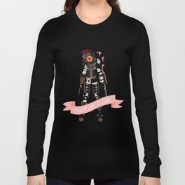 Fight Like a Girl: Big Sister Long Sleeve T-shirt