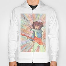 HENDRIX WATERCOLOR Hoody