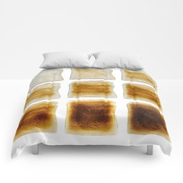 How Do You Like Your Toast Done Comforters