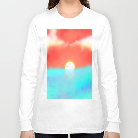 Blazing Sun Long Sleeve T-shirt