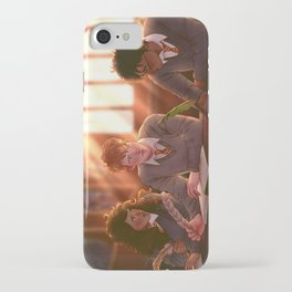 Always in Trouble iPhone Case