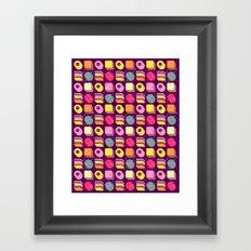 Licorice Allsorts 2 Framed Art Print