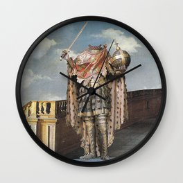 The Ruling Class Wall Clock