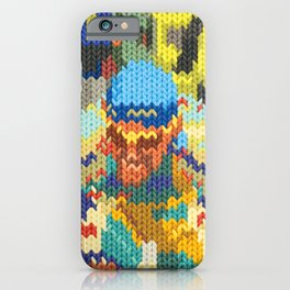 Bicycle Race iPhone Case
