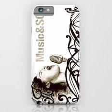 Music&Soul iPhone 6s Slim Case