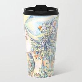Zodiac - Aquarius Travel Mug