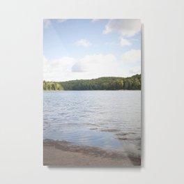 Lac Phillippe, Gatineau Park, Quebec, Canada Metal Print