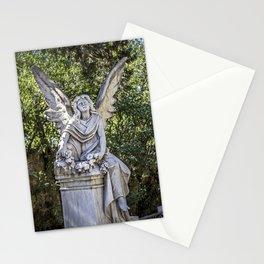 Angel Grave I Stationery Cards