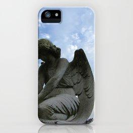 Heaven's Eyes iPhone Case