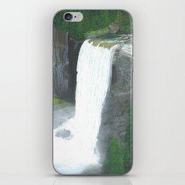 Vernal Fall Yosemite iPhone Skin