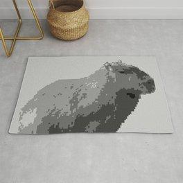 Capybara #2 Rug