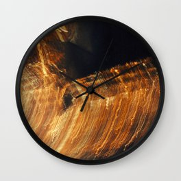 Aerial view Wall Clock