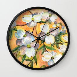 Can You Feel Spring ? Wall Clock