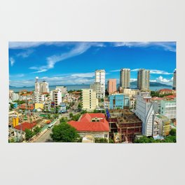 Nha Trang City Rug