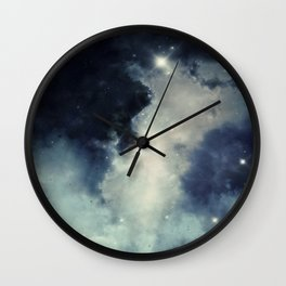 ζ Hydrobius Wall Clock