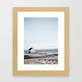 Fisherman House Framed Art Print