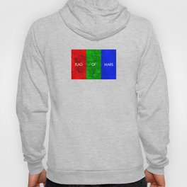 THE FLAG OF MARS Hoody