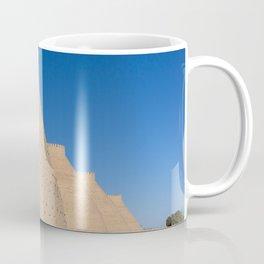 Wall of Bukhara - Uzbekistan Coffee Mug
