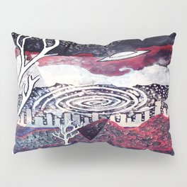Night Travels revisited Pillow Sham