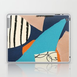 abstract collage Laptop & iPad Skin