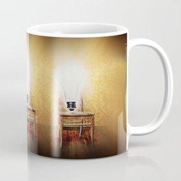 The Seat of Big Ideas Coffee Mug