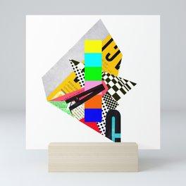 See Me Seeing You Mini Art Print