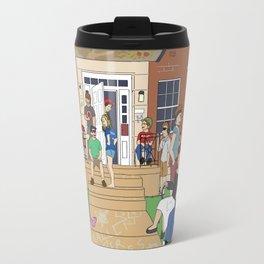 Mallet Über Alles Travel Mug