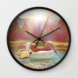 ataraxia Wall Clock
