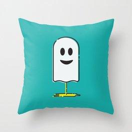 tinkle Time Throw Pillow