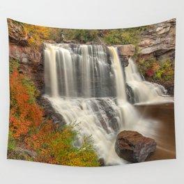 Blackwater Autumn Falls Wall Tapestry